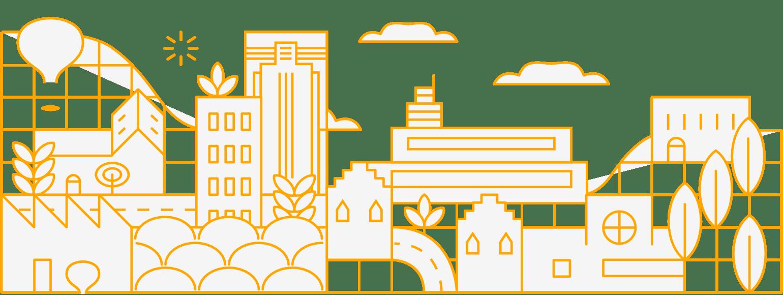 Skyfarms — Potager d'entreprise